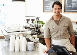Cafe point of sale software