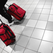 Tax deductible airport lounge club member