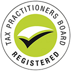 Tax Practitioners Board Registered symbol